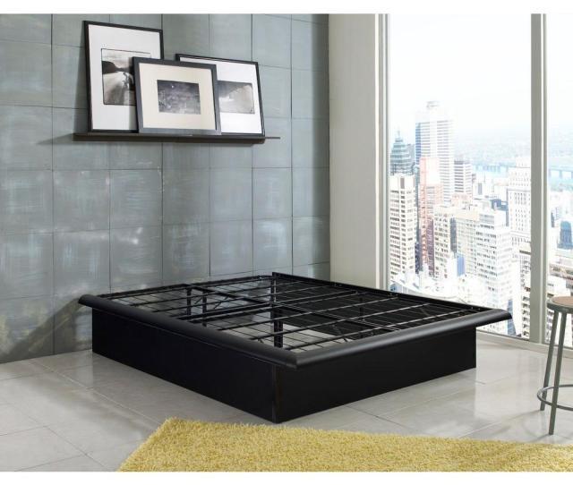 Rest Rite Sammie King Wood Bed Frame