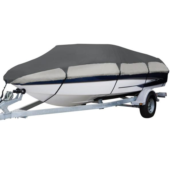 Classic Accessories Orion 22 ft  to 24 ft  Deluxe Boat Cover 83068     Classic Accessories Orion 22 ft  to 24 ft  Deluxe Boat Cover