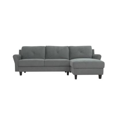 l shaped sectionals living room