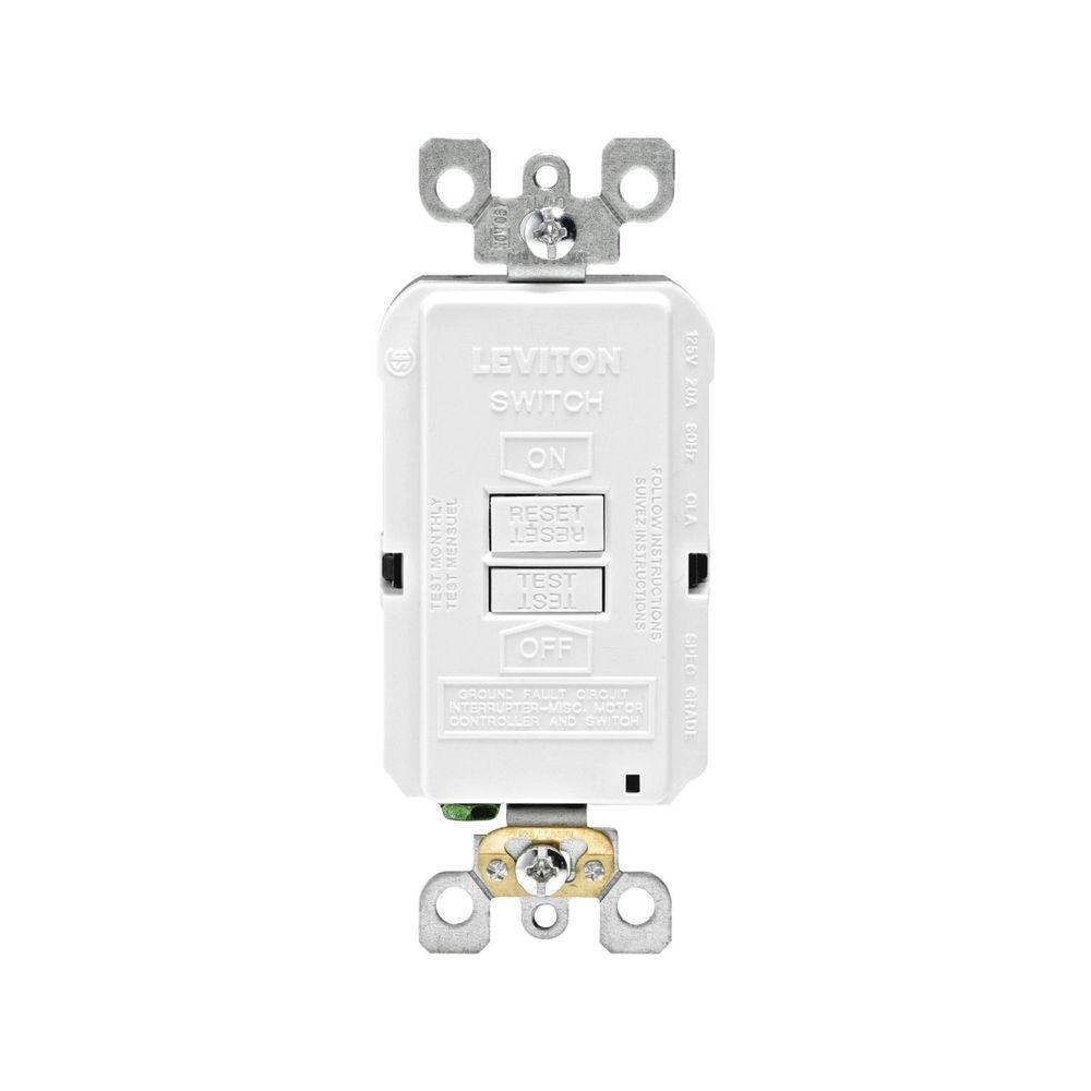 Multiple Outlet Wiring Ground Fault Circuit Interrupter Interruptor