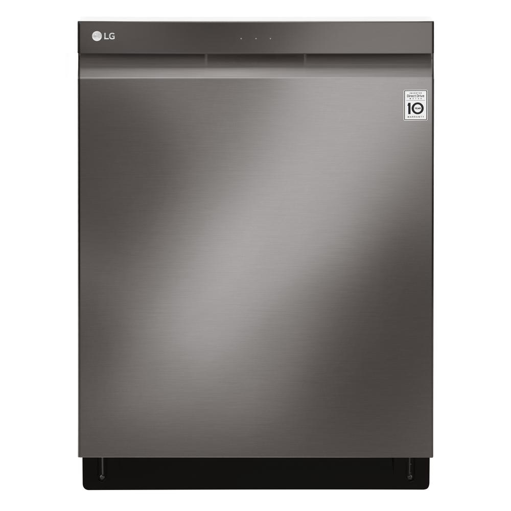 Lg Electronics 24 In Top Control Built In Tall Tub Smart