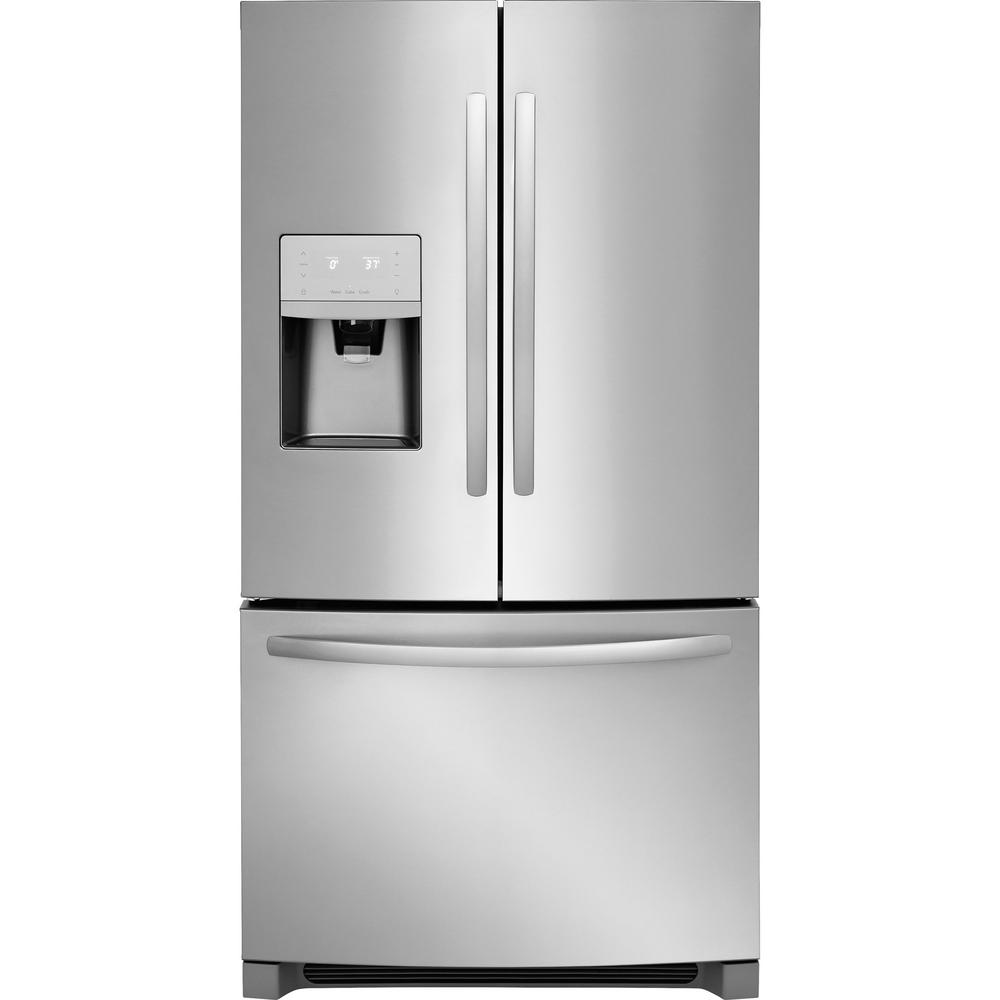 21 Cu Ft French Door Refrigerator