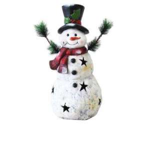 Snowman   Christmas Yard Decorations   Outdoor Christmas Decorations     22 in  Christmas