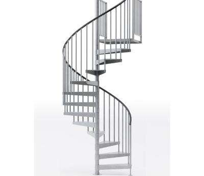 Spiral Staircase Kits Stair Parts The Home Depot | The Iron Shop Stairs | Elk Grove | Staircase Kits | Spiral Stair Case | Stair Railing | Broomall Pennsylvania