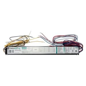 GE 120 to 277Volt Electronic Ballast for 54Watt 4 to 1