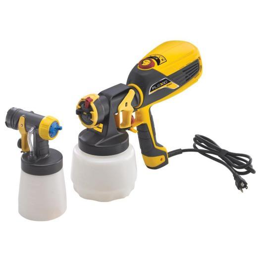 Wagner Flexio 590 Hvlp Paint Sprayer Kit