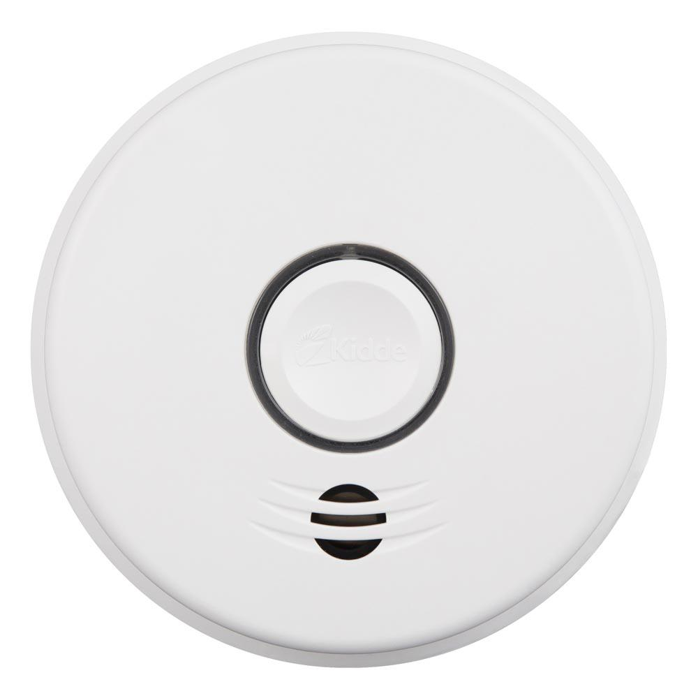 Kidde Battery Operated Smoke Detector With Wire Free Interconnect 0919 9999 The Home Depot
