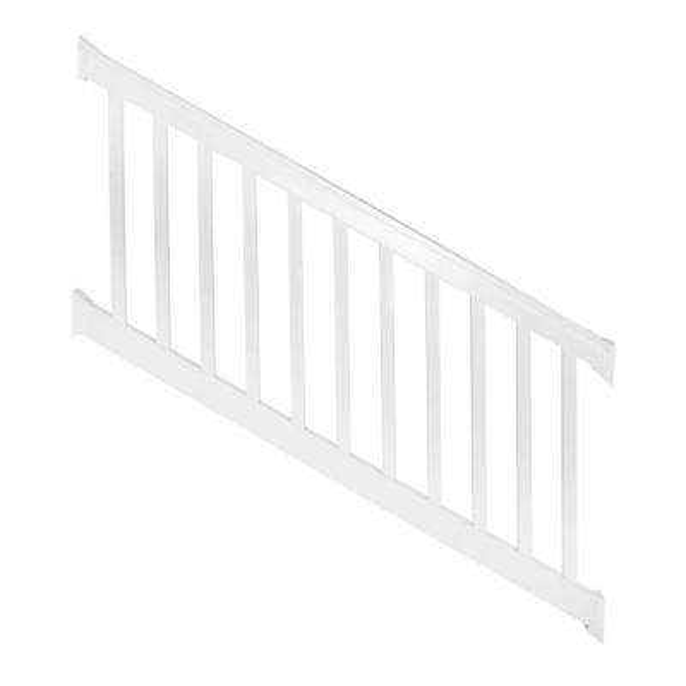 Deck Stair Railings Deck Railings The Home Depot | Outdoor Front Step Railings | Metal | Deck | Brick | Capozzoli Stairworks | Wood