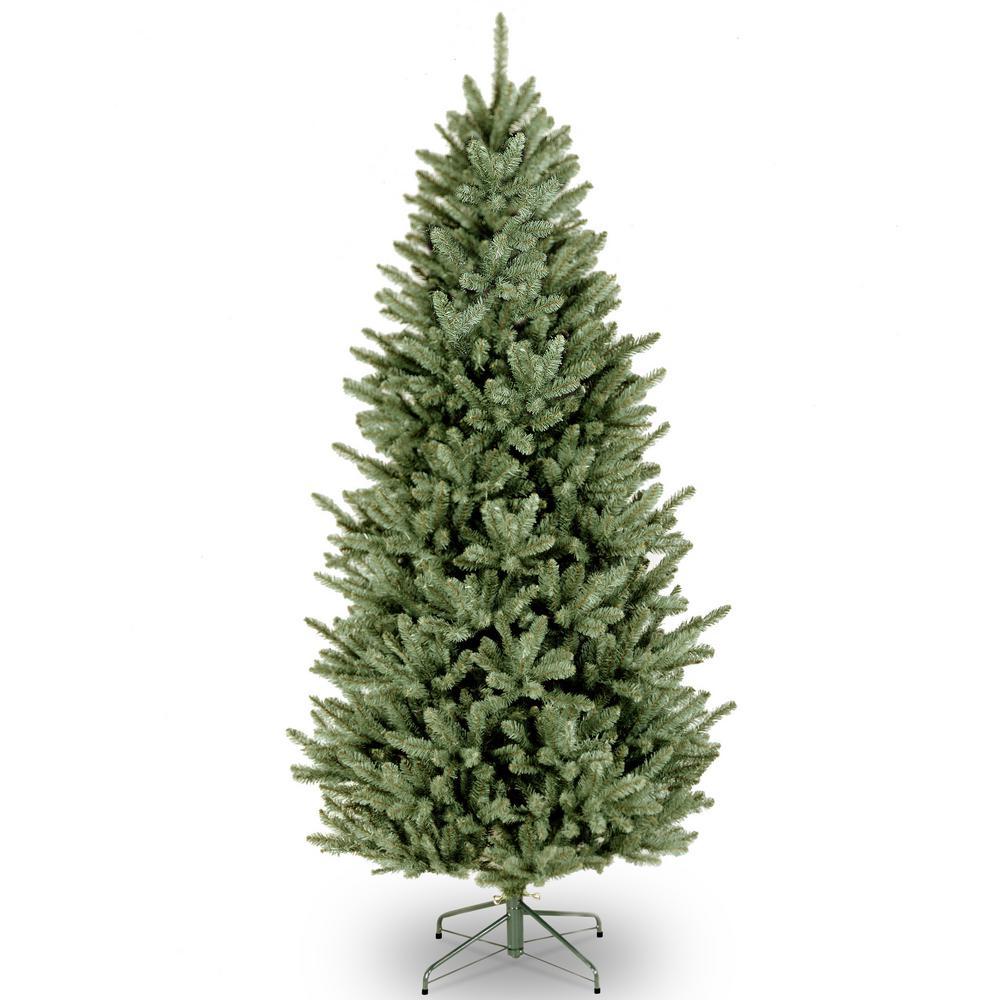 National Tree Company 65 Ft Natural Fraser Slim Fir Tree