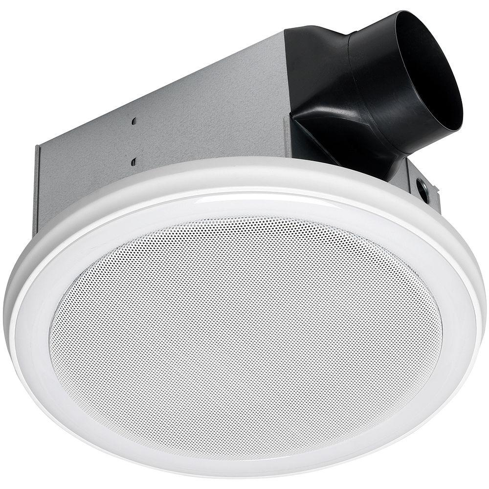 bath fans - bathroom exhaust fans - the home depot