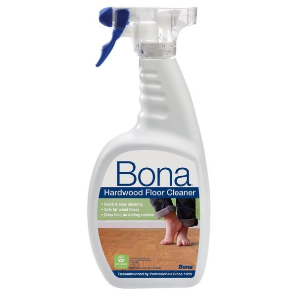 Bona 32 oz  Hardwood Cleaner WM700051171   The Home Depot Bona 32 oz  Hardwood Cleaner