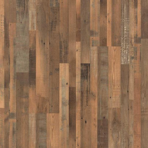 Pergo XP Reclaimed Elm 8 mm Thick x 7 1 4 in  Wide x 47 1 4 in     Pergo XP Reclaimed Elm 8 mm Thick x 7 1 4 in  Wide