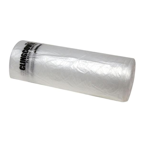 Easy Mask 9 ft  x 400 ft  Cling Cover Plastic Sheeting 79400   The     Cling Cover Plastic Sheeting