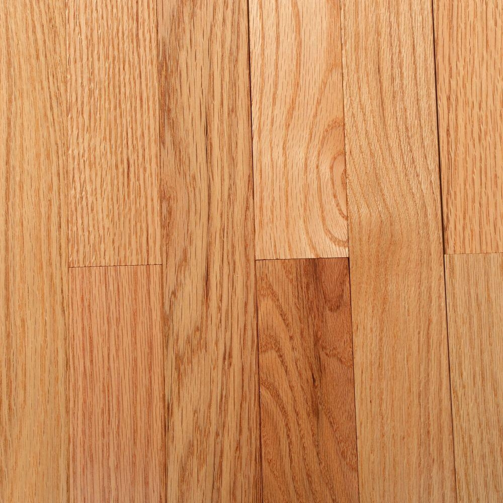 Bruce American Originals Natural Red Oak 3 4In T X 2 1 4 In W X | Bruce Hardwood Stair Treads | Red Oak | Wood Flooring | Nose Molding | Gunstock Oak | Plywood