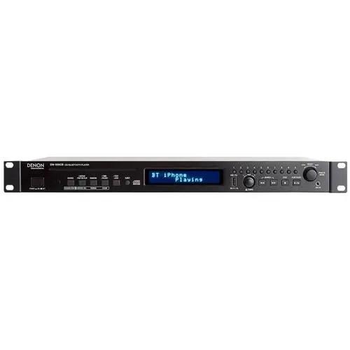 denon dn 500cb rack mount cd bluetooth media player