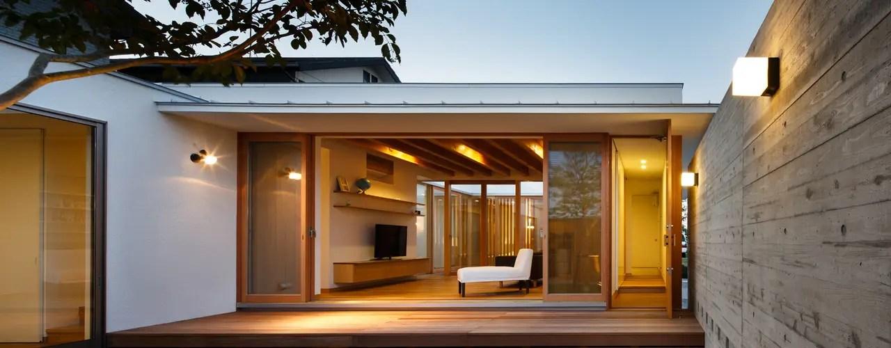 Rumah Minimalis Gaya Jepang Ini Patut Ditiru