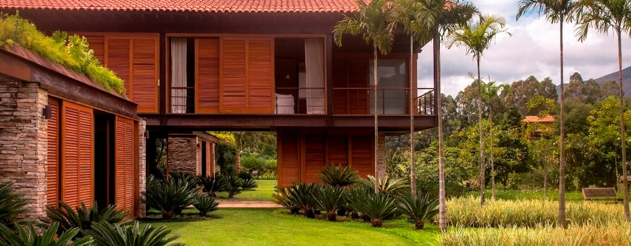 9 Inspirasi Rumah Panggung Dengan Gaya Modern