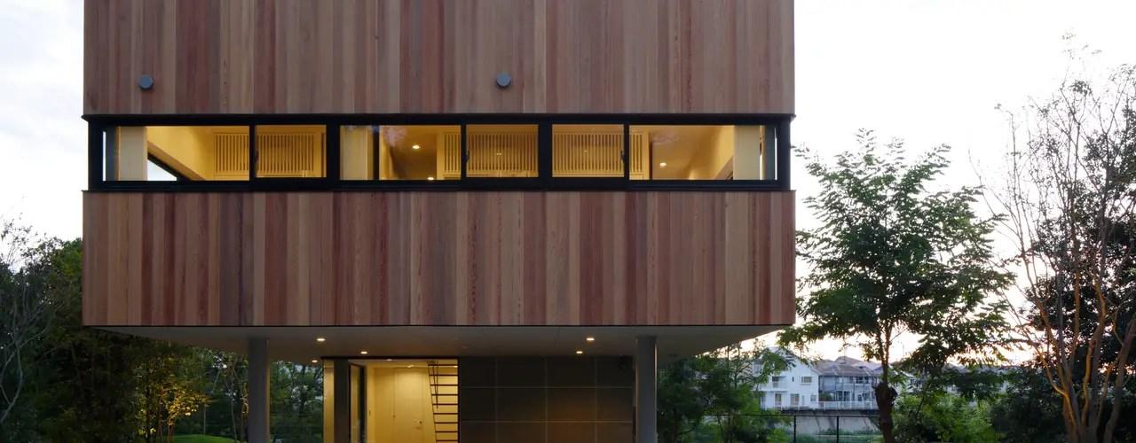 7 Desain Rumah Panggung Untuk Daerah Langganan Banjir