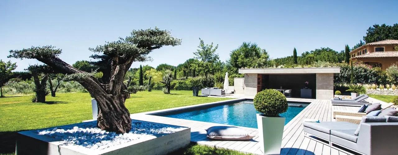 plus belles terrasses avec piscine