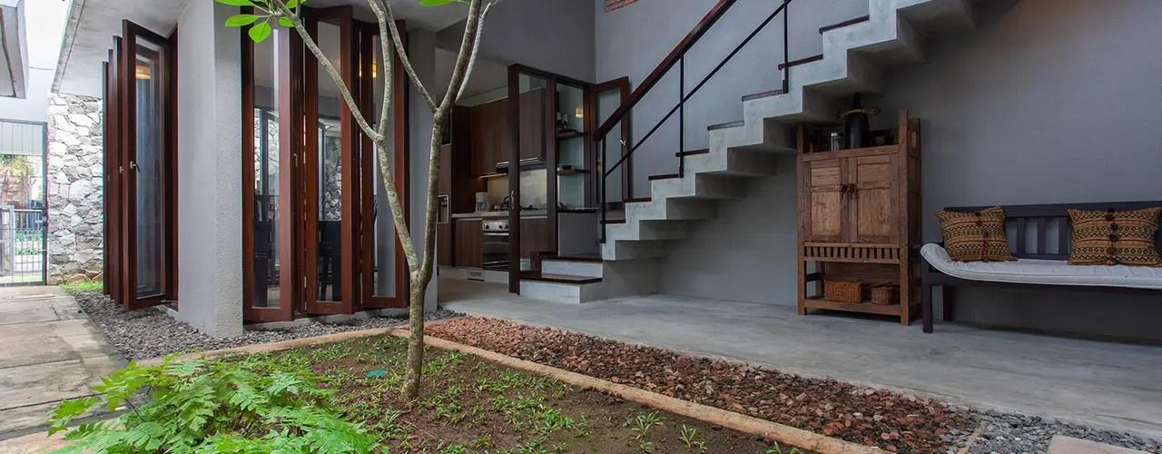6 Tren Fasad Modern Minimalis Indonesia 2017