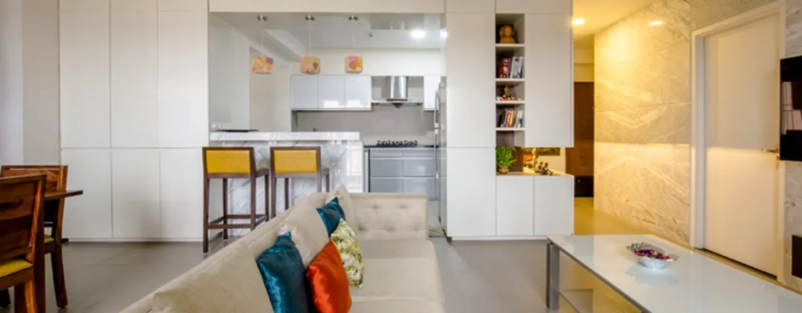 7 Ideas To Combine Your Kitchen And Living Room Homify