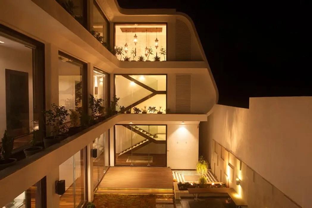 exterior lighting ideas innerspace