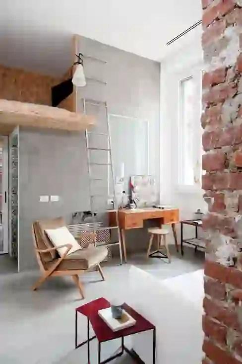 Rumah oleh Cristina Meschi Architetto