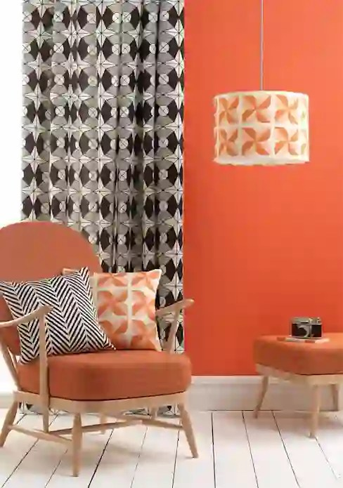 color guide what colors go with orange