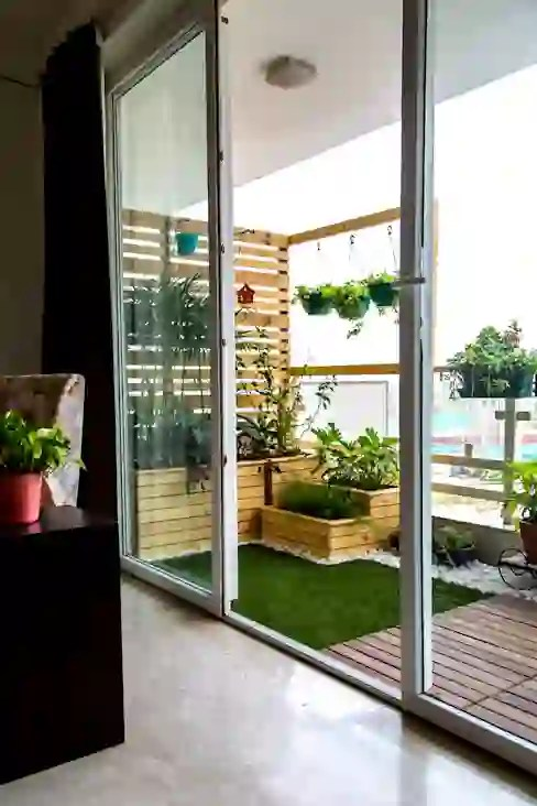 ideas for your north facing balcony