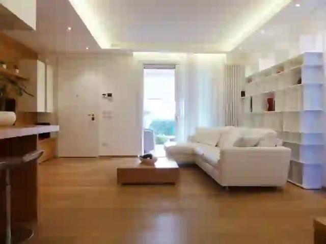 Ruang Keluarga oleh Studio Massimo Rinaldo architetto