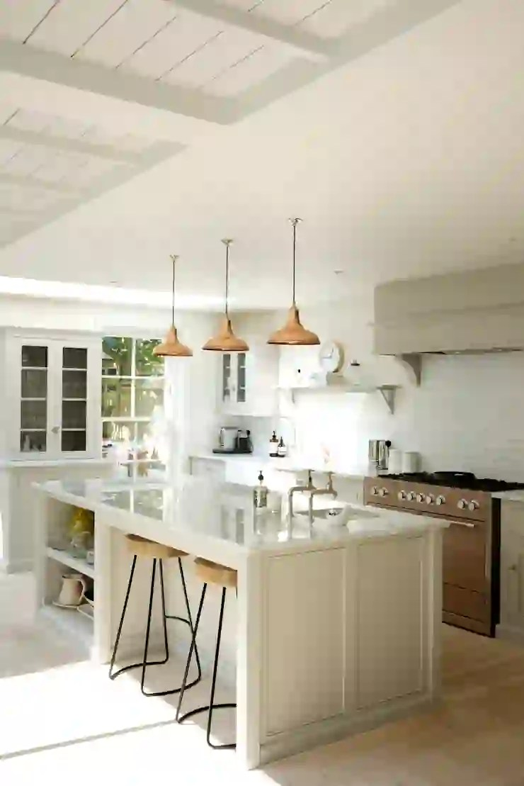The Clapham Classic English Kitchen By Devol Homify