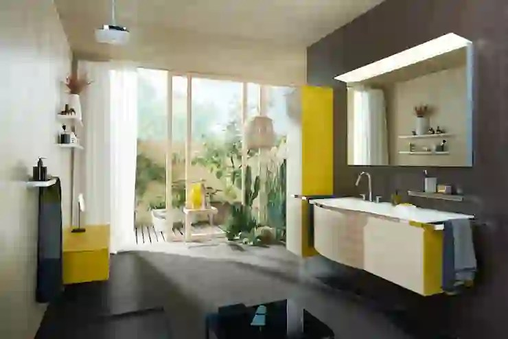 espace aubade salle de bains moderne