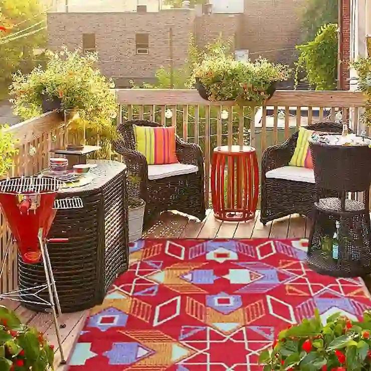 plastic outdoor indoor rugs homify