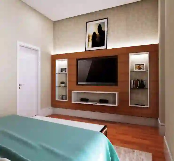 23 Ideas To Place The Tv In Your Bedroom Homify