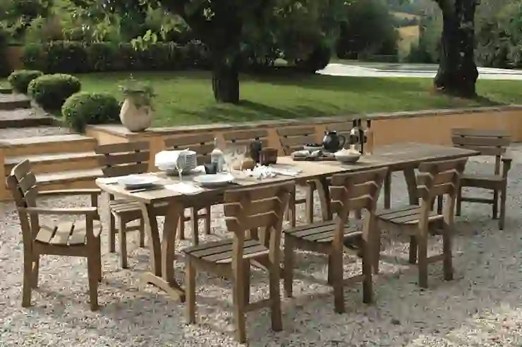 Outdoor Dining Furniture Homify