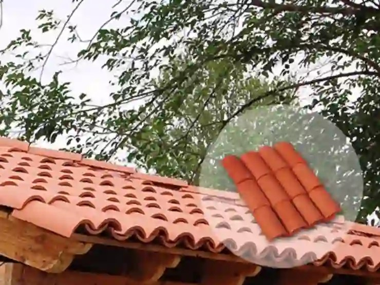 5 best roof tiles you can use for your