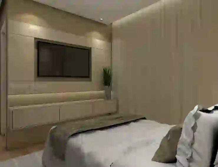 la chambre a coucher