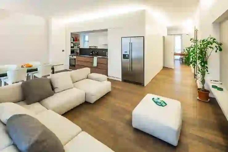 شقة بمساحة 90 متر مربع قد تبدو لك أكبر