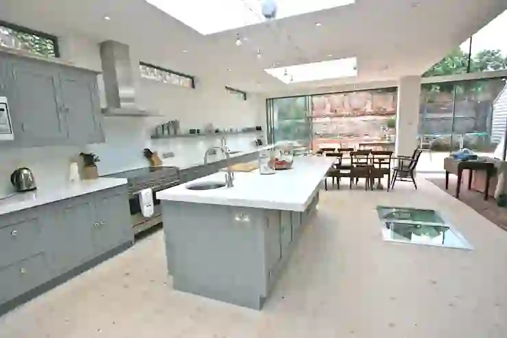 The Open Plan Kitchen How To Make It Work Homify