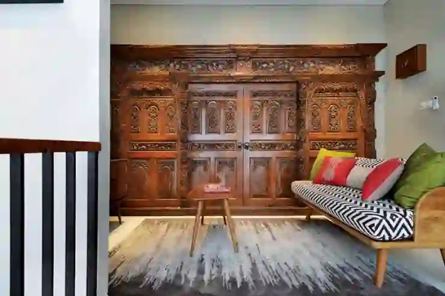 Interior Residential - Lanata 2 Residence Ruang Keluarga Gaya Eklektik Oleh RANAH Eklektik