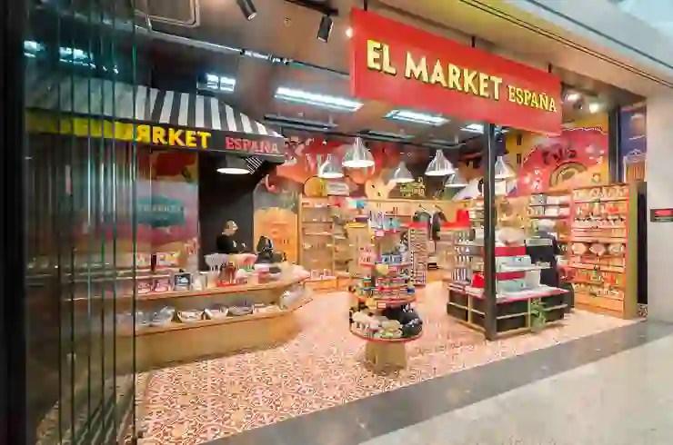 tiendas el market espana homify