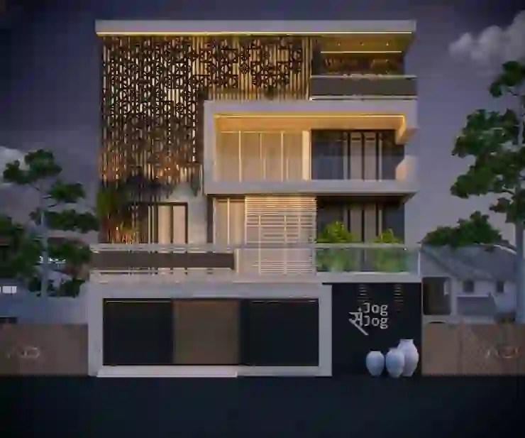 21 stunning modern Indian house exterior design ideas | homify