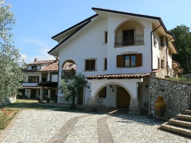 منازل تنفيذ Architetto Giovanni Marra Studio di Progettazione Integrata