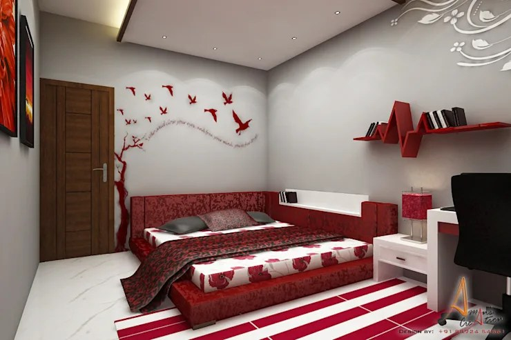 7 ideas to decorate a long rectangular bedroom