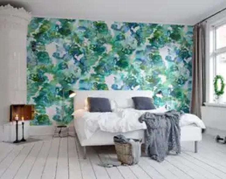 Paredes y suelos de estilo escandinavo de Rebel Walls