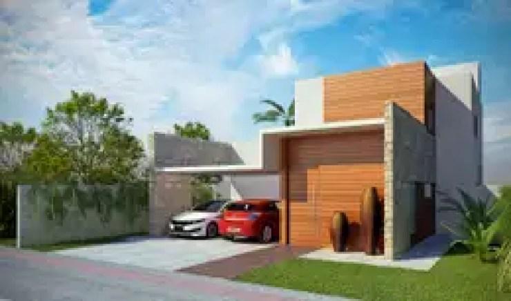 Rumah by Tony Santos Arquitetura