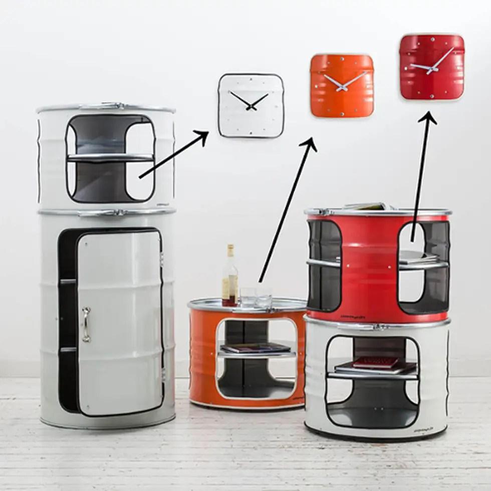 Wig64info Meuble En Bidon Recycle Meubles De Design D