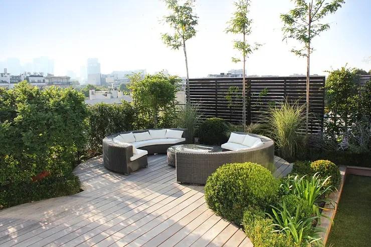 translation missing: us.style.terrace.modern Terrace by FIORELLINO paysagiste