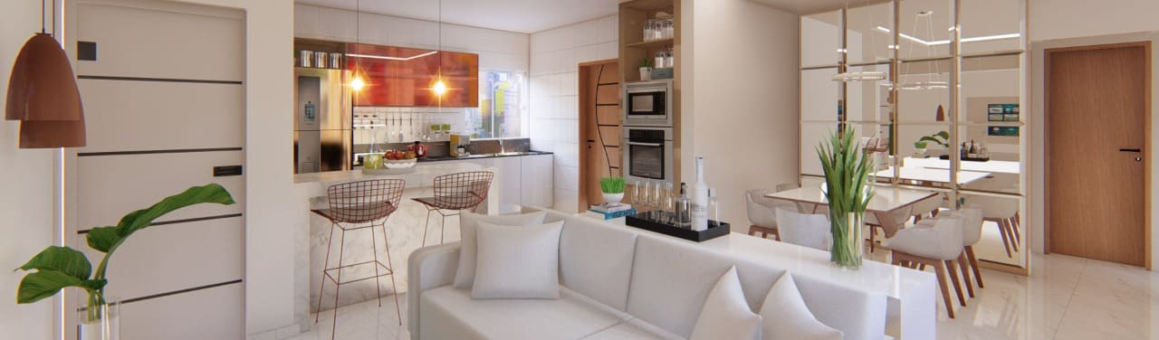 Reforma Apartamento by TRAIT ARQUITETURA E DESIGN   homify TRAIT ARQUITETURA E DESIGN