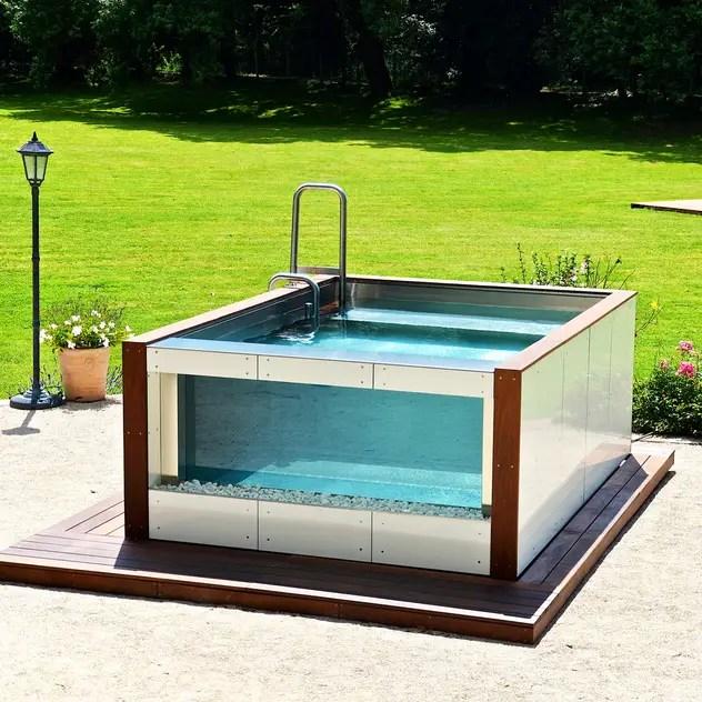 Piscinas de estilo moderno de Ur-bain